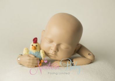 Knitted Photography Prop | Newborn Baby Posing Limited